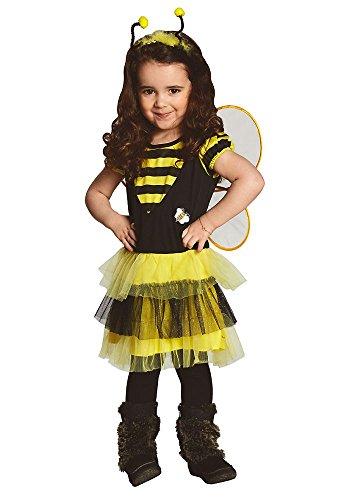 Rubie's NEU Kinder-Kostüm Bienchen mit Flügeln, Gr. 92