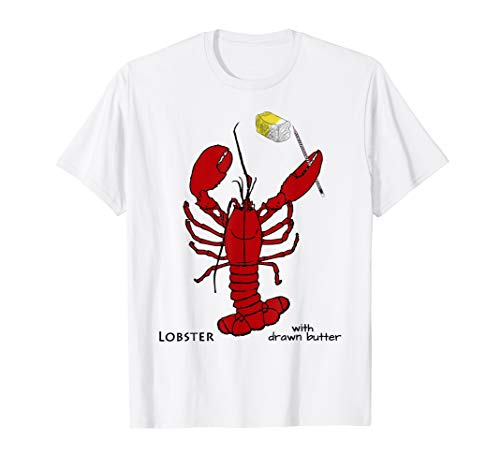 MAINE LOBSTER WITH DRAWN BUTTER