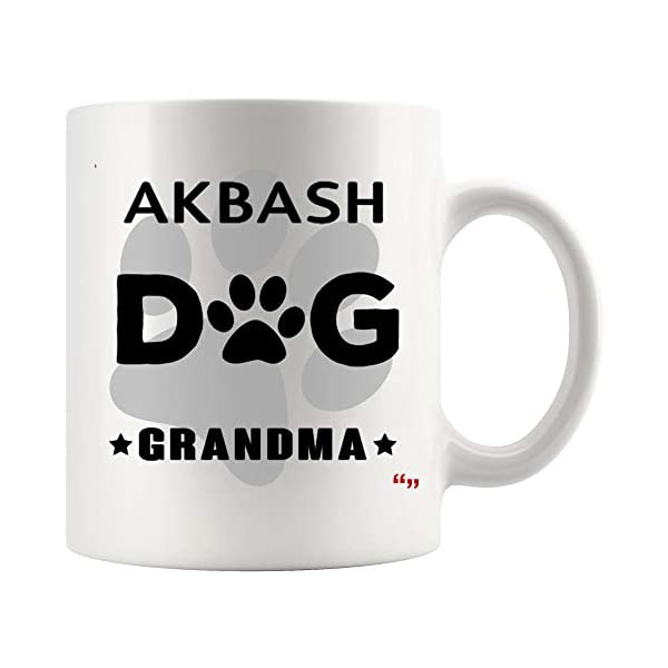 Cool Mug for Dog Lovers Coffee Cup Gift Akbash Dog Joke Novelty Gifts for Friend 10