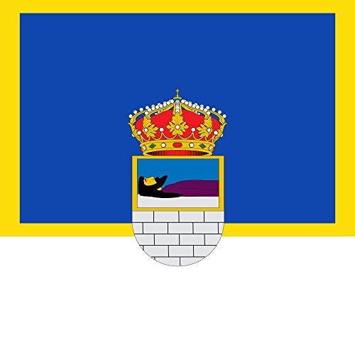 magFlags Bandera Large Cuadra | 1.35m² | 120x120cm