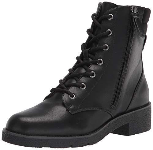 Dr. Scholl's Shoes Women's Tayler Mid Calf Boot, Black, 6.5