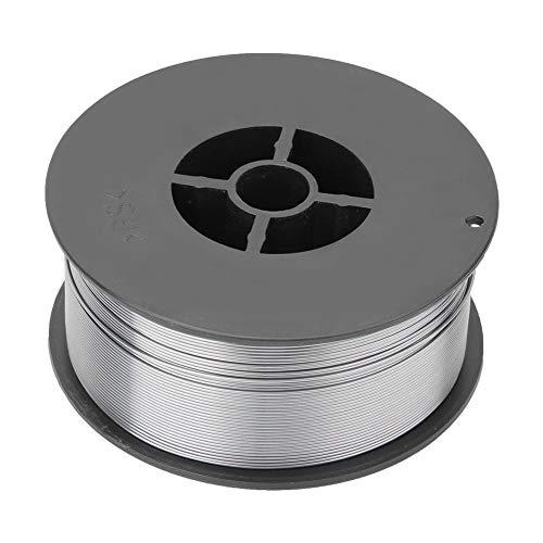 Alambre de soldadura MIG sin gas con núcleo forjado 0,035 pulgadas (0,9 mm), hilo de soldadura sin gas E71T-GS   E71T-11