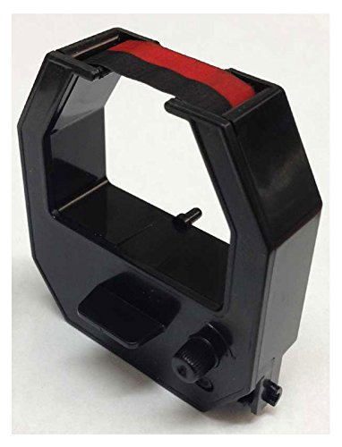 Replacement Ribbon for Acroprint ATR120r and ATR480 Time Clock, Black/Red Ink
