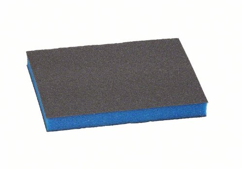 Bosch Professional DIY Kontur Schleifpad (2 Stück, 68 x 120 x 13 mm, super fein)