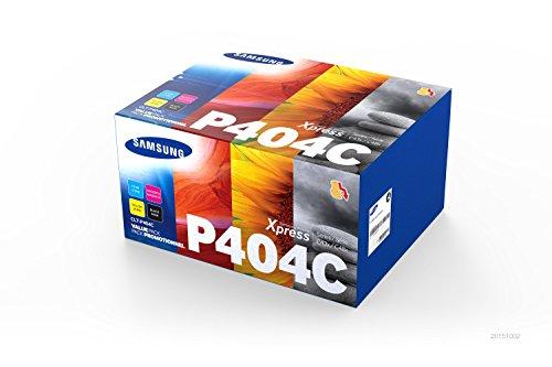 Samsung CLT-P404C Multipack (Schwarz, Cyan, Magenta, Gelb) Original Toner
