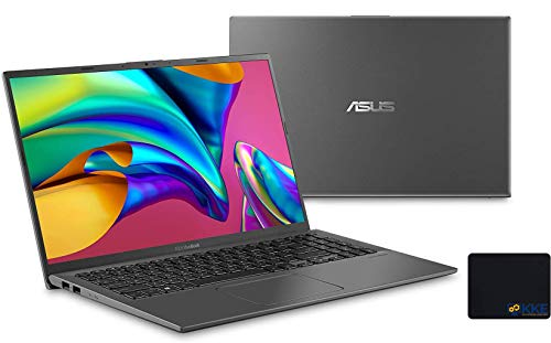 "ASUS VivoBook 15 F512DA Laptop, 15.6"" Full HD Screen, AMD Ryzen 7-3700U Processor up to..."
