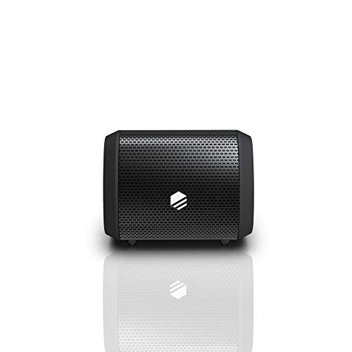 Tech-Life Micro Bluetooth Speaker - Portable Bluetooth Speaker for Enjoying Your Music Anywhere - Durable Wireless Portable Speaker Audio Waterproof Bluetooth Speakers for All Devices
