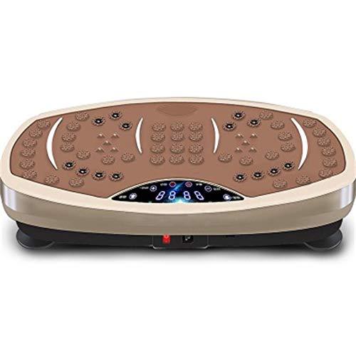 H-XH vp300 vibrationsplatte 150 Kg ,Fitness Vibrationstrainer Vibrations-Fitnesstrainer , Heimtrainingsgeräte Zur Gewichtsreduktion Und Muskelaufbau