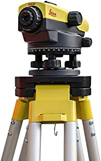 Leica Geosystems 840385 NA524 Automatic Optical Level