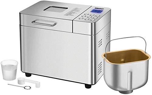 UNOLD Brotbackautomat Backmeister Edel, 550 W, 750-1000 g Brotgewicht, Keramik-Beschichtung, 68456 - 3