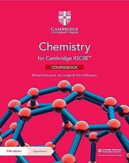 Cambridge IGCSE™ Chemistry Coursebook with Digital Access (2 Years) (Cambridge International IGCSE)