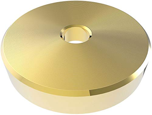 Zomo 7 Zoll Single Adapter - Gold
