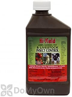 Hi-Yield Lawn, Garden, Pet and Livestock Insect Control pint (16 oz)