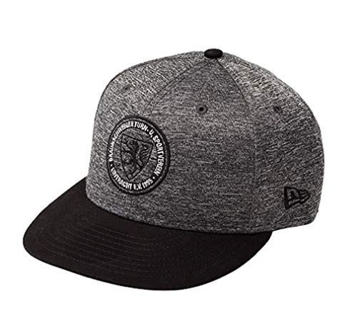 Eintracht Braunschweig Cap, Basecap, Snapback New ERA Grey Melange