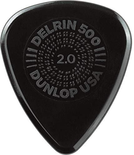 Jim Dunlop Player, Packung, 12 Plektren 2.00mm