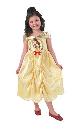 Rubie's-déguisement officiel - Disney- Déguisement Disney Princesse Belle - Taille 7-8 ans - CS889554/L