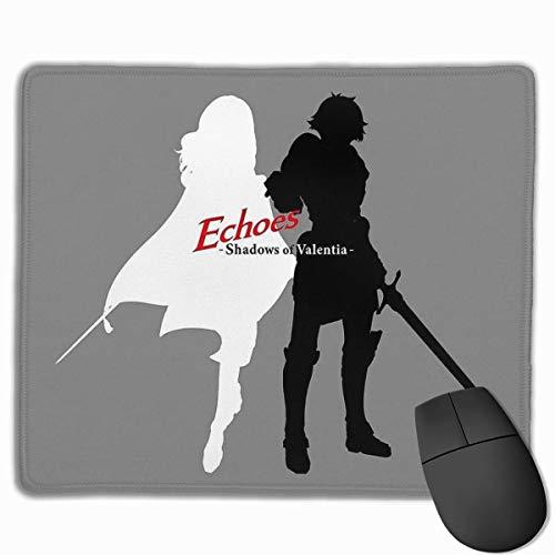 Tapis de Souris Extra Large Tapis de Souris Mousepad Computer Mousepad Gift for Office Home Fire Emblem Echoes Shadows of Valentia