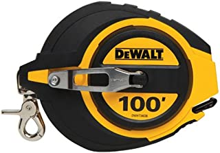 dewalt 100' tape measure