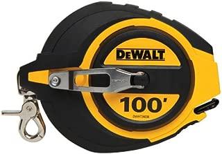 Best dewalt 100 foot tape measure Reviews