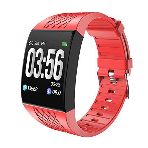 ZBY 1,3 Pulgadas Pantalla Smartwatch 2021 IP68 Reloj Impermeable Fitness Fitness Fitness Fitness Activity Tracker Sports Watch Smartwatch,B