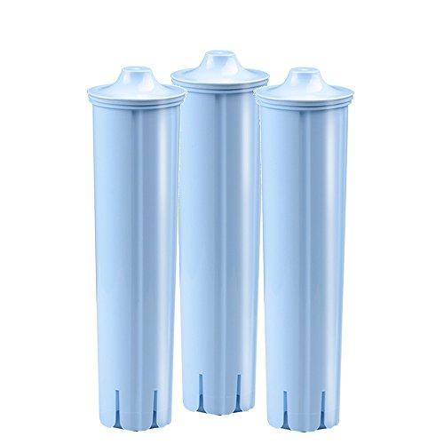 Maxxo CC461 Wasserfilter (3er Pack) kompatibel mit Jura Claris Blue / 67007/71311 und Espressomaschinen ENA Giga Impressa, Filterpatronen, Kaffeefilter für Kaffeemaschinen
