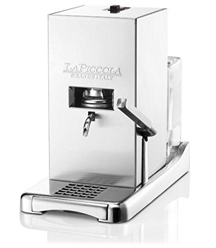 La Piccola KAVLP9111 Kaffeepadmaschinen, silber