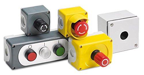 Abb-entrelec - Caja con pulsador parada emergencia 40mm cepy1-2001