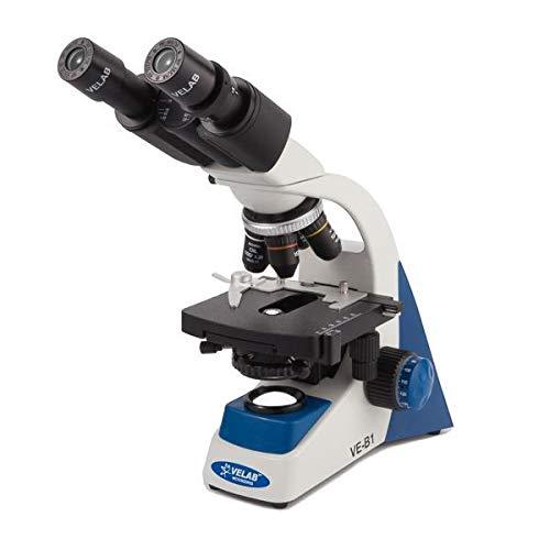 MICROSCOPIO BINOCULAR BIOLOGICO VE-B1