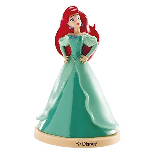 Dekora - 347155 Disney Prinzessin Arielle Tortenfigur - 8,5 cm