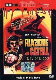 A Bay of Blood ( Reazione a catena ) ( Antefatto )