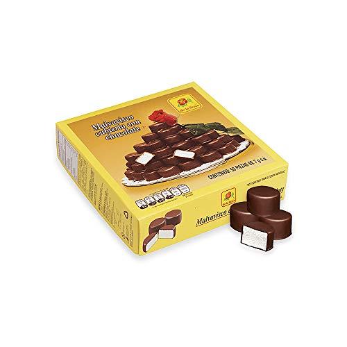 De La Rosa 100% milk chocolate covered marshmallow 50 ct