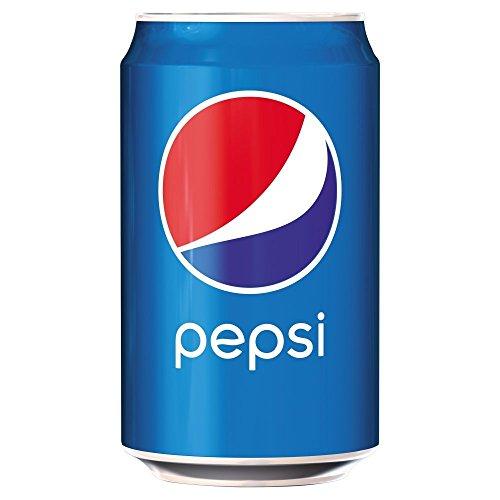 Pepsi Cola, 24er Pack (24 x 330 ml) (ohne Pfand, Lieferung nur nach Österreich)