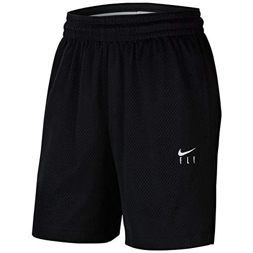 Pantalón Corto Nike Fly BLACK/WHIT - masdeporte
