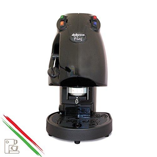 macchina caffe didiesse I1001 MACCHINA CAFFE A CIALDE IN CARTA 44MM DIDIESSE FROG NERO