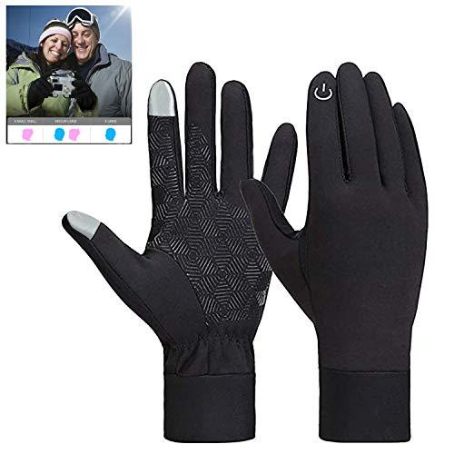 women cycling winter gloves - 9