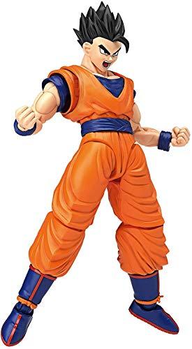 Bandai Spirits Dragon Ball Z Figure-Rise Ultimate Son Gohan Action Figure Model Kit, multicolour