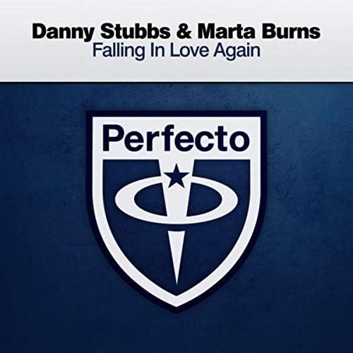 Marta Burns & Danny Stubbs