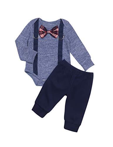 Newborn Baby Boy Clothes Hipster...