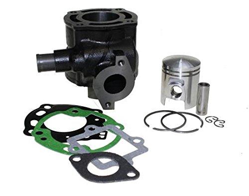 Zylinder Kit 50ccm LC wassergekühlt für Morini Motoren mit Meteor Kolben für Aprilia, Suzuki