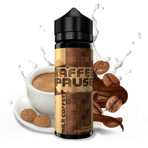 Steamshots Kaffeepause Aroma