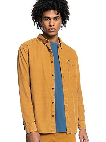 Quiksilver Smoke Trail - Long Sleeve Shirt for Men - Langärmliges Hemd - Männer