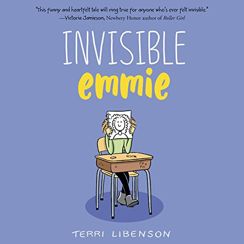 Invisible Emmie audiobook cover art
