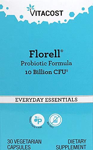 Florell Probiotic Formula - 30 Vegetarian Capsules