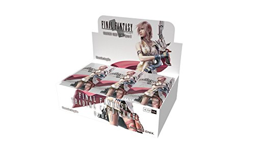 Square Enix SQX0004 - Final Fantasy Booster Display