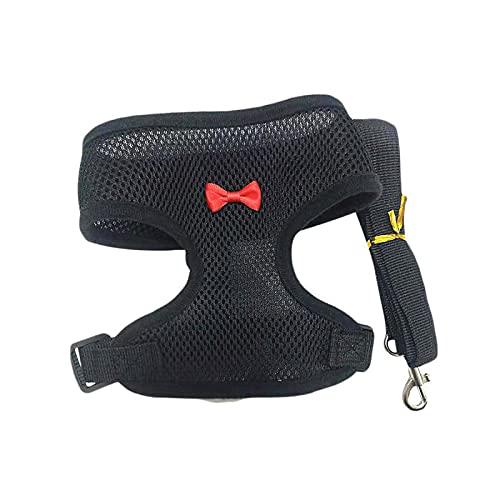 Harness and Leash - Juego de funda de malla suave para teléfono móvil, diseño de leash