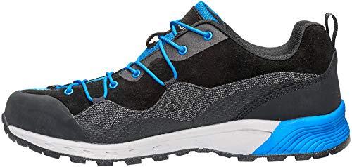 VAUDE Men's MTN Dibona Tech, Chaussures de Randonnée Basses Homme, Bleu (Radiated Blue 946), 46 EU