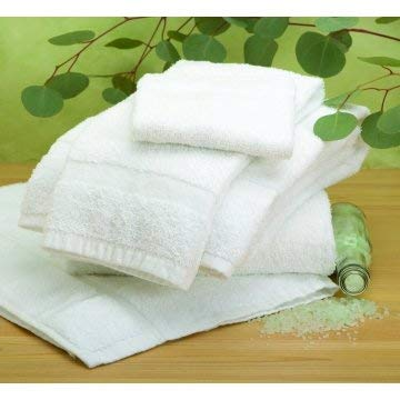Basic Blended Industry No. Dedication 1 Bath Towel Cam 22x44 Dozen White Lbs 6.25 Package