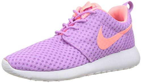 Nike Sneaker Wmns Rosherun Br Lilla/Rosa EU 36 (US 5.5)