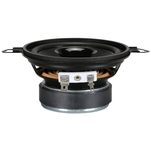"""GRS 3AS-4 3-1/2"""" Dual Cone Replacement Car Speaker 4 Ohm"""