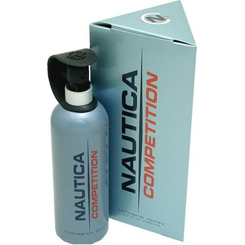 Nautica Competition By Nautica For Men. Cologne Spray 2.4 Ounces